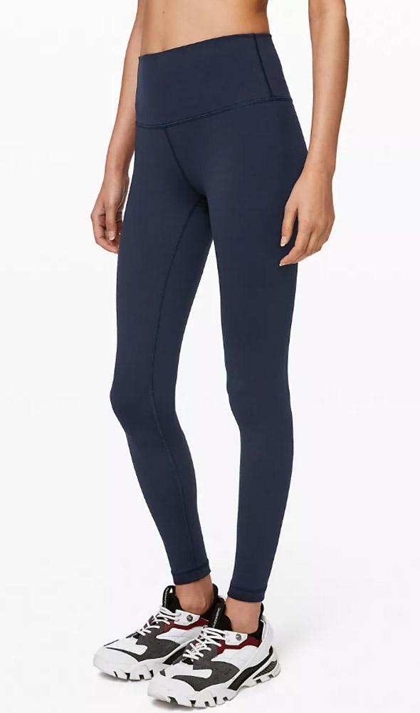 lululemon high waisted workout leggings