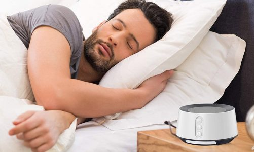 How Can White Noise Help You Sleep Better?